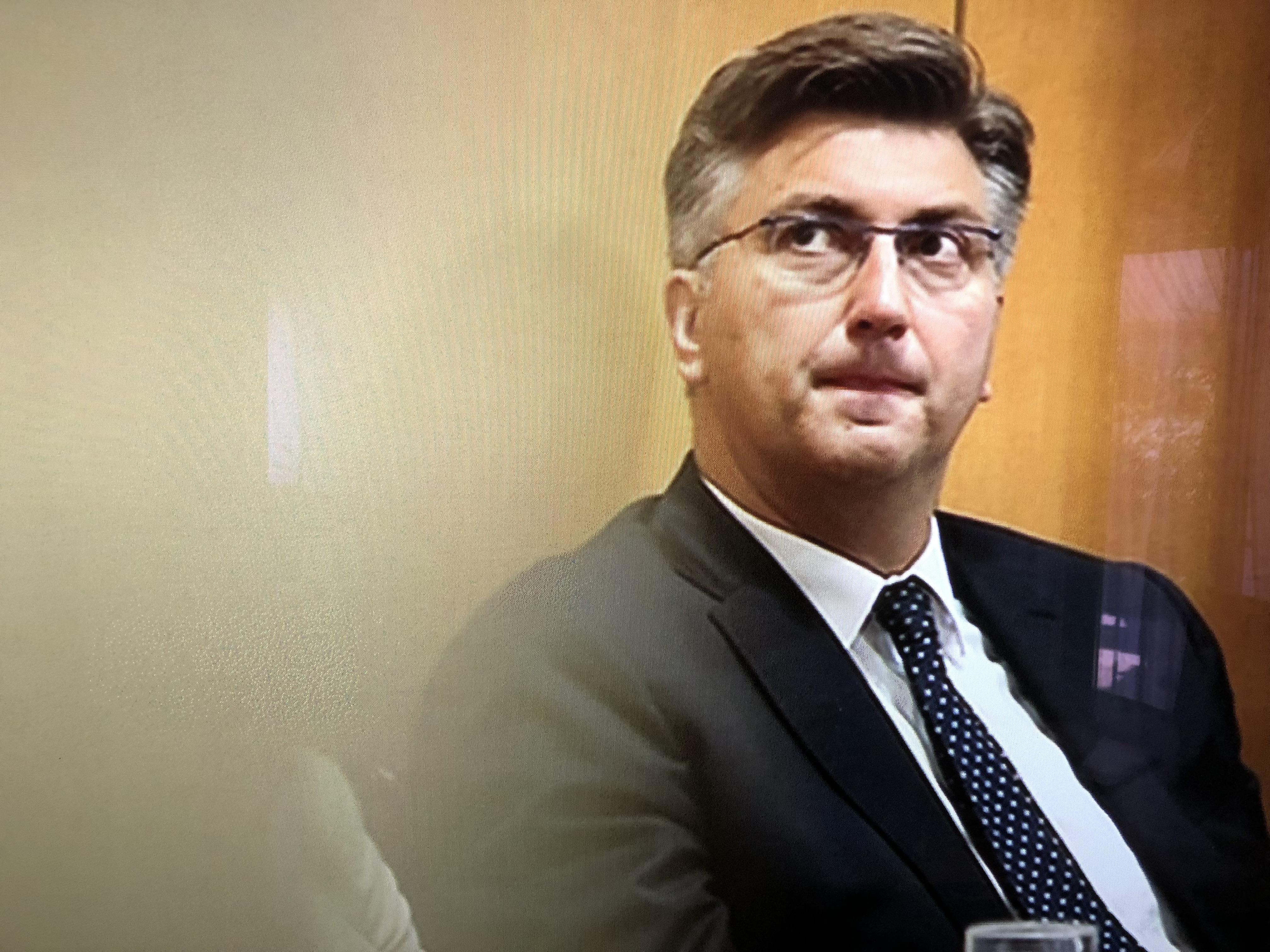 Hrvatski sabor započeo s radom, Plenković se hvalio postignućima