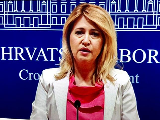 Milanka Opačić izašla iz SDP-a nakon 28 godina rada u toj stranci