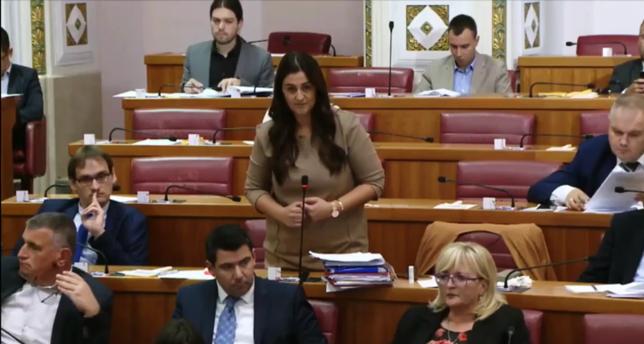 Ivana Ninčević- Lesandrić: Trebamo biti društvo u kojem se nepravilnosti neće prijavljivati anonimno, zbog straha od osude i u kojem će kritike biti poticaj da se sustav usavrši