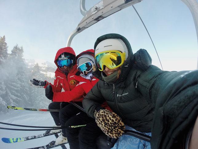 Medin brlog (15): Skijanje za siromašne