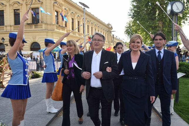 Tjedni pregled: Vukovar rasplakao predsjednicu