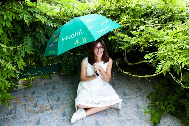 Kišobran i orhideje izuli me iz cipela
