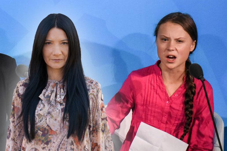 Greta Thunberg smeta svima nama jer traži promjenu dosadašnjeg načina života