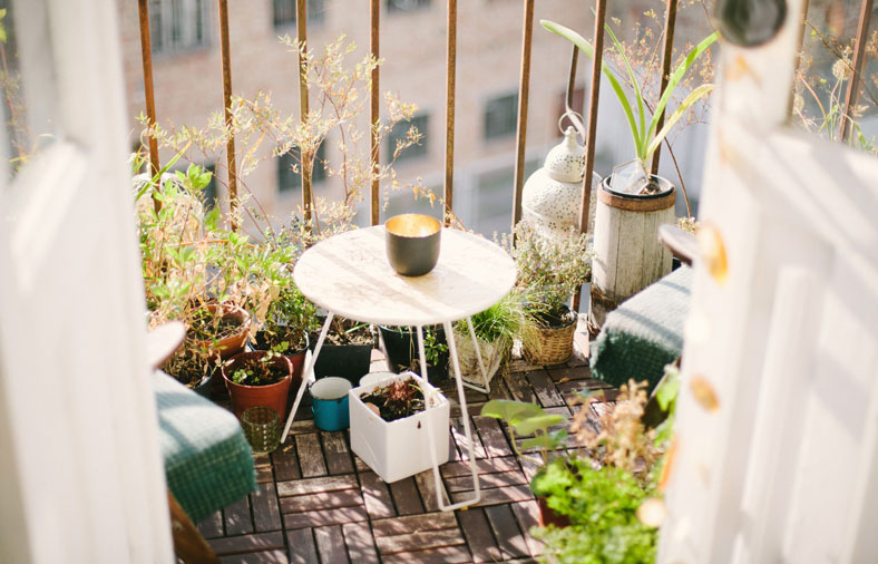 Moj balkončić