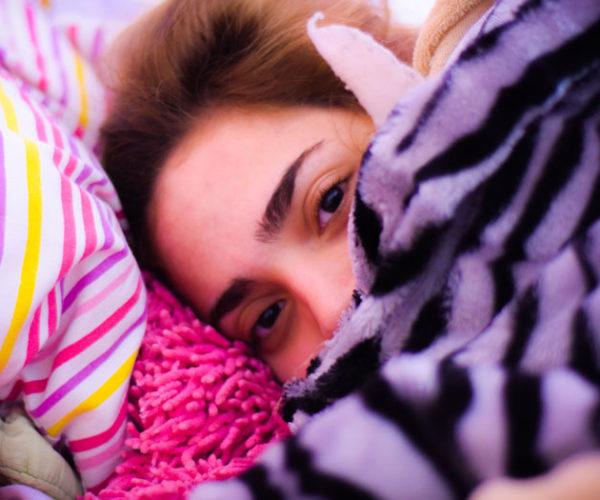 Umor ili kad se pokriješ dekom preko glave da nestane