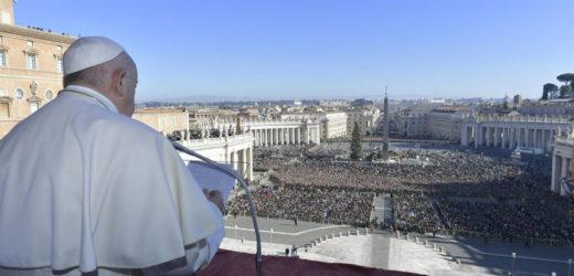 Tjedni pregled: Papa pozvao na mir i brigu za migrante
