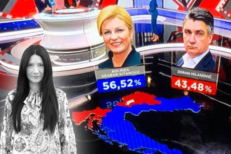 Novoizabrani predsjednik Zoran Milanović treba voditi računa i o ratu