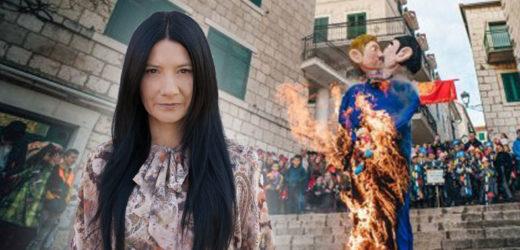 Karneval u Imotskom i spaljivanje lutki je sve samo ne normalno