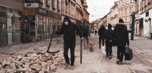 Tjedni pregled: Potres i propusnice za izlazak iz gradova i općina
