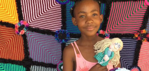 Božičine lutkice vraćaju osmijeh na lice siročićima u Africi