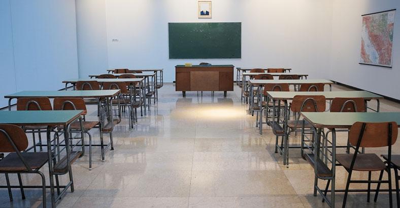 Ništa od povratka u normalu, školske klupe ostat će i dalje prazne