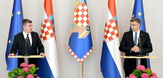 Tjedni pregled: Milanović povjerio mandat Plenkoviću