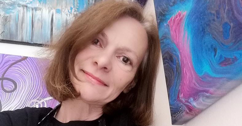 Vanja Zanze – teta iz vrtića koja je osvojila TikTok svojim slikama